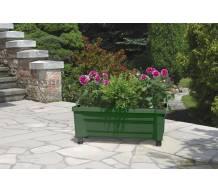 Ящик для растений Калипсо зеленый