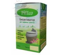 Piteco Биоактиватор для торфяных туалетов 0.16 кг