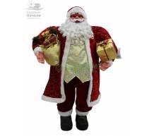 Фигурка Санта Клаус 122 см