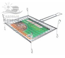 Решетка Green Glade 7023 для гриля, 37х26.5 см