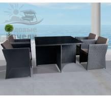 Комплект мебели из искусственного ротанга Bridge T300A