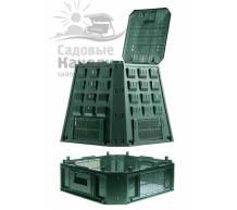 Компостер для дачи Prosperplast Evogreen 630 л зеленый IKEV630Z-G851