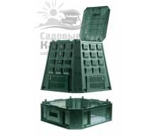 Компостер для дачи Prosperplast Evogreen 630 л зеленый