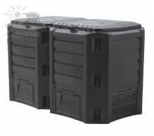 Компостер для дачи Prosperplast Module 800 л IKSM800C-S411
