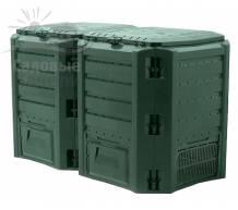 Компостер для дачи Prosperplast Module 800 л зеленый IKSM800Z-G851