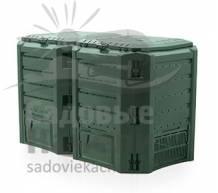 Компостер для дачи Prosperplast Module 800 л зеленый