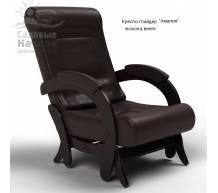 Кресло-качалка глайдер Амалия экокожа