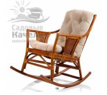 Кресло-качалка Мебель Импэкс Canary с подушкой