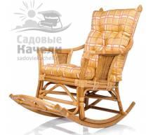 Кресло-качалка Мебель Импэкс Chita с подушкой