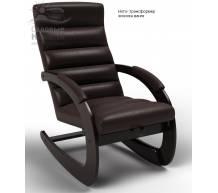 Кресло трансформер Ното с откидной спинкой экокожа