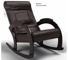 Кресло-качалка Венето экокожа