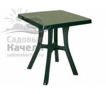 Квадратный пластиковый стол 70х70 HM-520