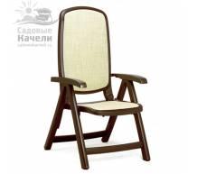 Пластиковое кресло складное Nardi Delta