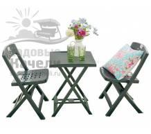 Комплект пластиковой мебели Duet
