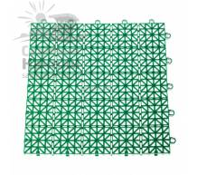 Плитка садовая Erfolg Home & Garden 33х33 см зелёная