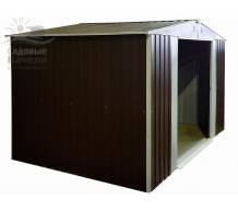 Металлический сарай Barnas 3х2 м