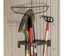 Угловой держатель для инструментов для сарая LifeTime Woodlook