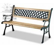 Садовая скамейка Green Glade К001