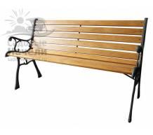 Садовая скамейка Green Glade К022
