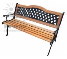 Садовая скамейка Green Glade К060