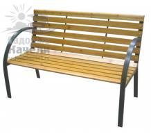 Садовая скамейка Green Glade К076