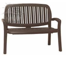 Садовая скамейка Nardi Lipari