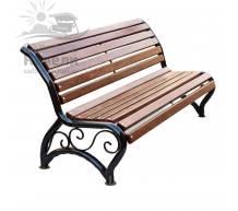 Садово-парковая скамейка Мой Парк NOVA