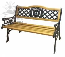 Садовая скамейка Венеция